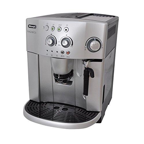 De'Longhi Magnifica Bean to Cup Espresso/Cappuccino Coffee Machine ESAM4200 – Silver 41H 2BBe3cLOL