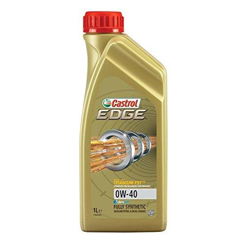 Castrol EDGE 0W-40 pas cher