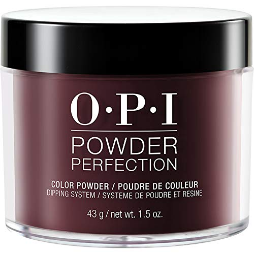 OPI Powder Perfection - Black Cherry Chutney, 50 g