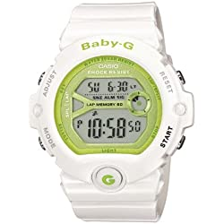 Casio Baby-G – Damen-Armbanduhr mit Digital-Display und Resin-Armband – BG-6903-7ER