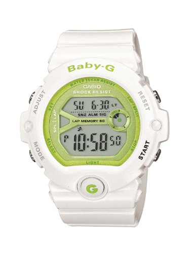 Casio Damen-Armbanduhr Digital Quarz Resin BG-6903-7ER