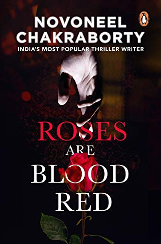 Roses Are Blood Red: Pre-order now & get an author signed copy