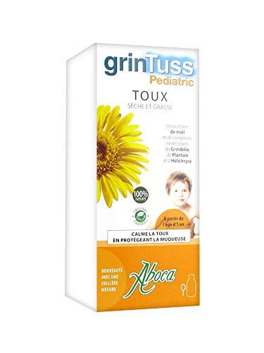 GrinTuss Kinder Hustensaft, 128 g Saft