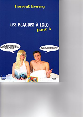 Les Blagues a Lolo - Tome 3 -