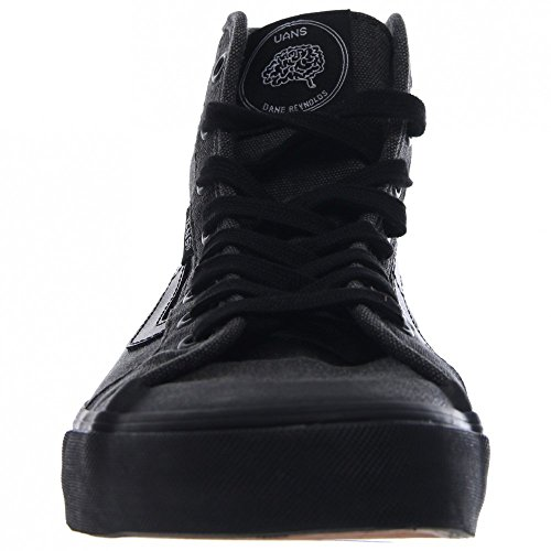 Vans Black Ball Hi Sf, Sneakers Hautes homme Noir (Dane Reynolds/Black/Washed)