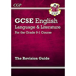 GCSE English Language and Literature Revision Guide - for the Grade 9-1 Courses