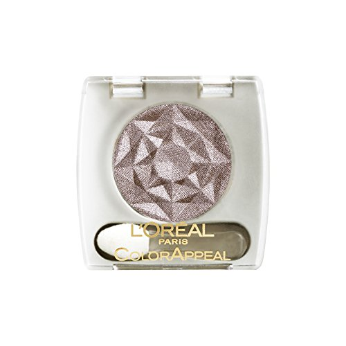 L'Oréal Paris Color Appeal Platinum Lidschatten, 153 Metal Plum (Jet Loreal)
