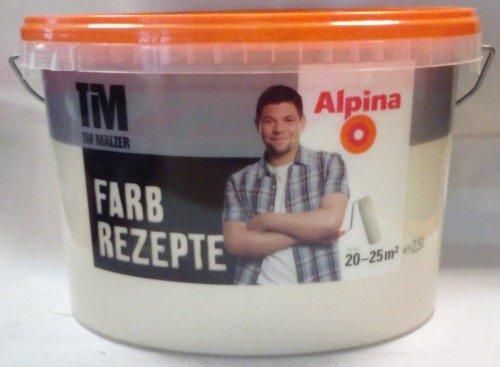 ALPINA Farbe Tim Mälzer Farbrezepte 2,5 L, Sanftes Cashmere