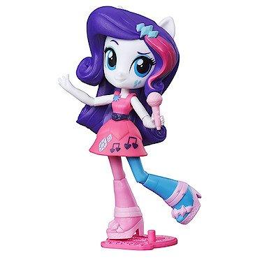 HASBRO Equestria Girls Small Doll Minis Rarity C0839 C0865