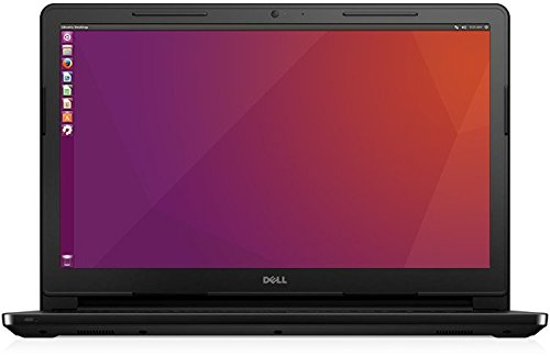 Dell Inspiron 15.6 3552 15-inch Laptop (Pentium N3710/4GB/500GB/Ubuntu Linux 14.04/Integrated Graphics), Black