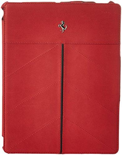 Ferrari California Collection Rot Folio Cover für iPad 2& 3& 4