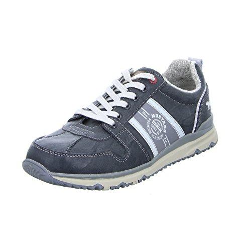 Mustang Herren 4095-302-200 Sneaker, Grau (200 Stein), 44 EU