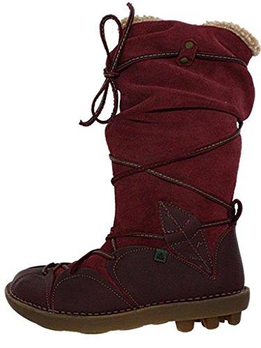 bottes el naturalista n051bordeaux, chaussures fem femme el naturalista i22elnat102 Bordeaux