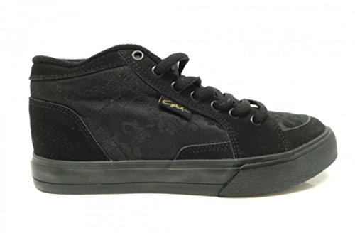 Circa Skateboard Schuhe Pusher Black/Draff, Schuhgrösse:36.5 Circa Dot