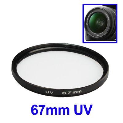 67 millimetri Clixsy doppia filettatura UV universale doppio filettato Camera Lente Filtro per Canon Nikon Olympus Metz Minolta Sony e