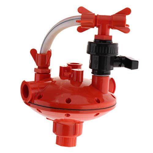 PETSOLA Pollame Pollo Anatra Sistema di Irrigazione Strumenti Riduttore di Pressione