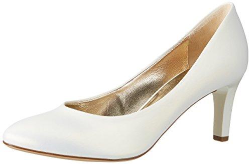 Högl 3 10 6007 0300, Escarpins Femme Blanc (Perlweiß0300)
