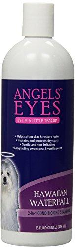 Angels' Eyes 2-In-1 Conditioning Dog Shampoo 16oz-Hawaiian Waterfall
