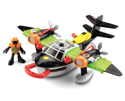 Imaginext - V4102 - Figurine - Transport et Circulation - Windscorpion