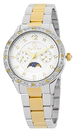 Hugo von Eyck ladies quartz watch Lacertae, HE516-117