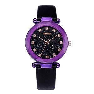 2019Newest!!!Herren Uhren Luxuriös High-End Quality Business Armbanduhren, Bloodfin Watches Quarzuhr mit Leder Uhrenarmbänder Schnalle Uhr Geschenk Männer Mann