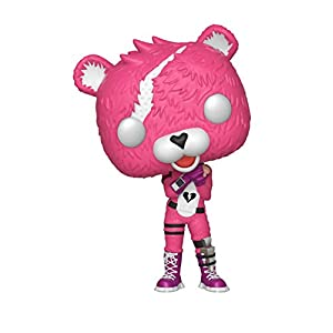 Funko- Fortnite: Cuddle Team Leader Figurina de Vinilo, Multicolor (35705) 4