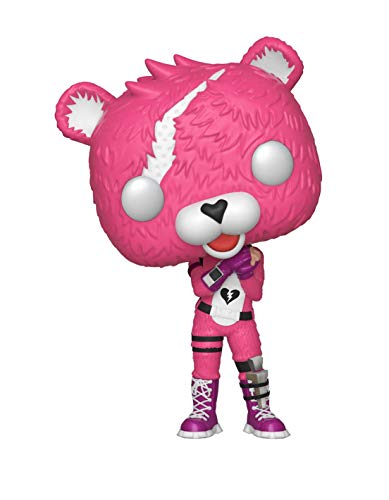 Funko- Pop: Fortnite: Cuddle Team Leader, (35705)