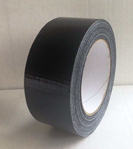 GEWEBEBAND PANZERBAND schwarz 48 mm x 50m