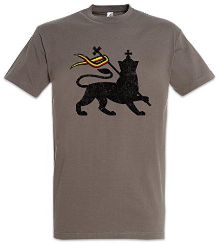 Lion of Judah I Herren T-Shirt
