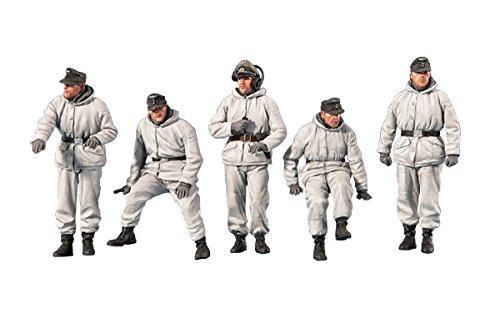 MiniArt 35249 Modellbausatz German Tank Crew (Winter Uniforms) Specia Edition