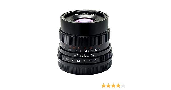7artisans 35 Mm F2 0 Full Frame Manueller Fokus Kamera