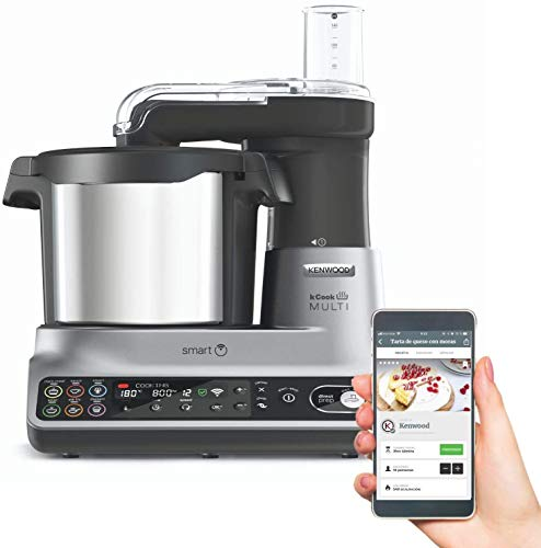 Asistente de cocina Kenwood kCook Multi Smart CCL450SI