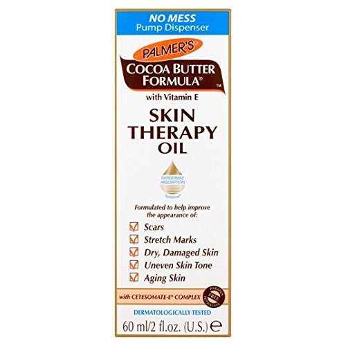 Skin Palmer Oil Therapy, beurre de cacao Fragrance 60ml