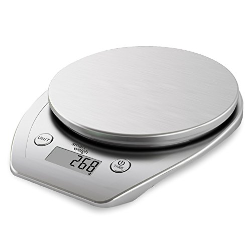 Smart Weigh Bascula Multifuncional para Cocina y...