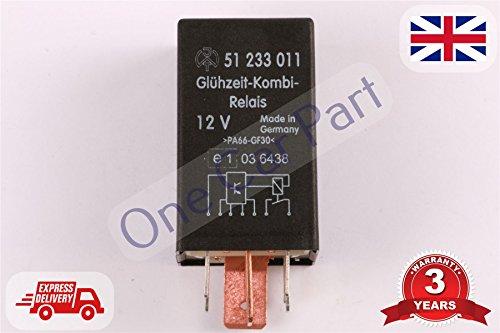 Véritable Glow plug Relais T3 T4 LT Vento Golf Jetta 1.6 1.9 2,4 D Allemagne