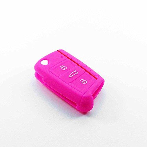 Cover silicone chiave auto - Volkswagen/Seat/Skoda...