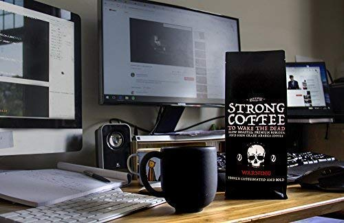 Strong Coffee to Wake the Dead – Ground | Intense and Bold