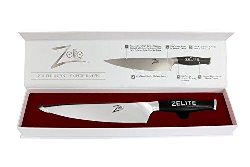 ZELITE INFINITY Chef Knife >> Co...