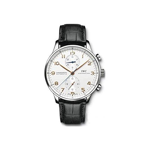 iwc-mens-black-crocodile-leather-band-steel-case-automatic-watch-iw371445