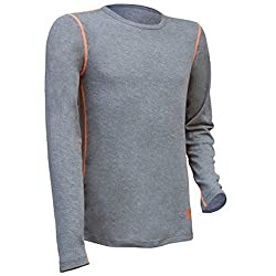Indust. Starter–Women Long Sleeve Grey S-m