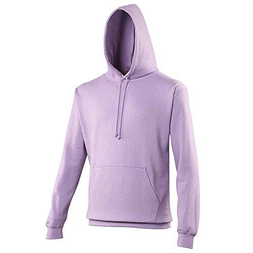 AWDis Herren Modern Kapuzenpullover Gr. XL, lavendel (Jacket Flannel Mens Hooded)