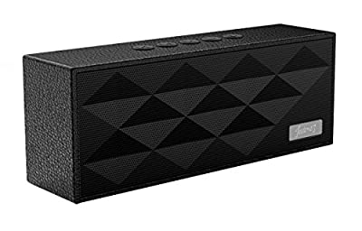 Juârez Juârez Acoustics BEAST JAB222 Bluetooth Wireless Speaker 10W Output HD Bass 40mm Dual Driver Portable Speakerphone for 10Hr Enhanced Music Streaming & HandsFree Calling, Built-in Mic, AUX 3.5mm Line-In, Black