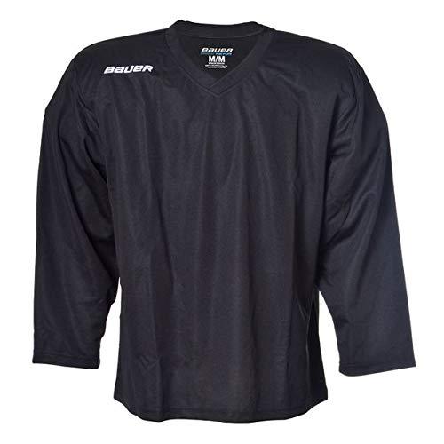 Bauer Flex Trainingstrikot Senior, Größe:XL, Farbe:schwarz