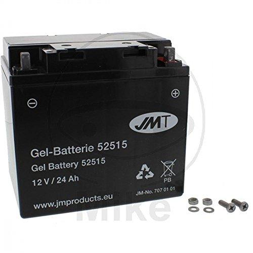 BATTERIA 52515 GEL JMT Yuasa 0998 JMT 3836 6-ON 0093