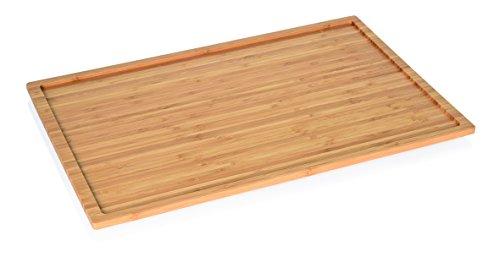 GN Buffetgestell aus Bambus – auch kombinierbar mit anderen GN Tabletts aus Melamin, Porzellan und CNS, Tabletts bitte separat bestellen! PREMIUM-QUALITÄT