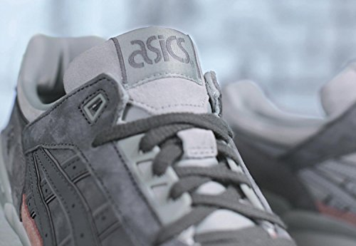 Asics - Gel Respecteur Platinum Collection Taupe Grey - Sneakers Unisexe Grigio
