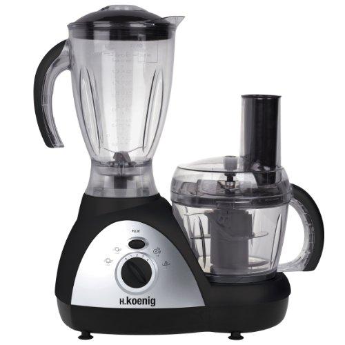 H.Koenig MX16 - Procesador de alimentos multifunción (500 W)