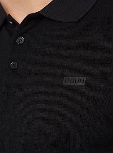 HUGO Poloshirt Dewlett Schwarz
