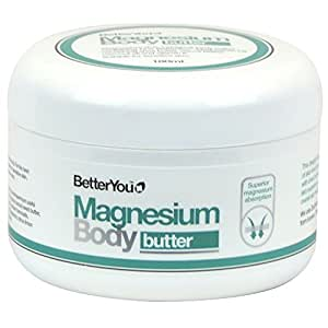 BetterYou - Magnesium Body Butter - 180ml (Case of 6)