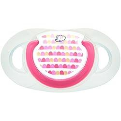 Bébé Confort Sucette Maternity Dental Safe en Silicone Rouge Little Valleys 18-36 Mois 2 Pièces